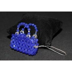 "Bijoux de sac ""petit sac"" en perles"