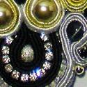 Bijoux en Soutache